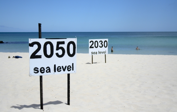 Rising Seas Summit Gathers Leaders during New York's Climate Week