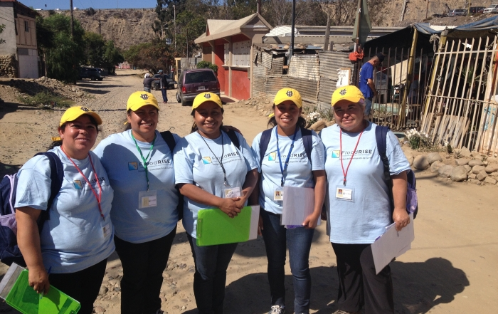 FloodRISE Survey Comes to a Close in Los Laureles Canyon, Tijuana