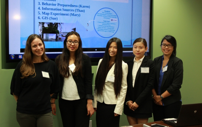 Hazard Scholars Take Research to the Undergraduate Research Opportunity Program Symposium