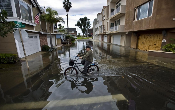 UC Irvine Sea Level Rise Research Can Help Orange County Prepare